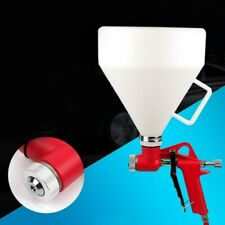 Air Hopper Spray Gun Texture Tool Drywall Wall Painting With Handle Amp 3 Nozzles