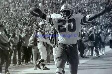 Buffalo Bills VS Oakland Raiders 9-28-1980 Joe Cribbs 8X10 Photo NFL