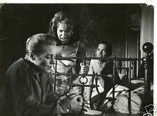 INGRID THULIN INGMAR BERGMAN  TYSTNADEN 1961 4  VINTAGE PHOTOS ORIGINAL LOT
