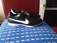 Nike Tiempo Echt Leder Hallen Fussballschuhe Gr: 36,5 Neu Ohne Karton