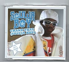 (IY551) Soulja Boy, Crank That - 2007 DJ CD