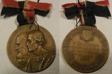 medaglia L. Da Vinci e C. Colombo X congresso  navigazione Marina Milano 1905