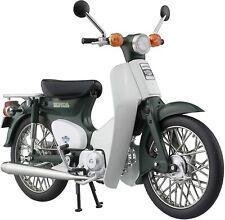 Aoshima Skynet 1/12 Bike Honda Super Cub 50 Green SN10565 Motorcycle