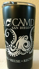 20.9 oz. Stainless Steel Tumbler with Octopus Logo