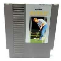 Jack Nicklaus Major Championship Golf Nintendo NES Game Cartridge Only