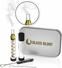 More details for glass blunt mini glass pipe, original glass blunt brand. hold up to 1gr of herb