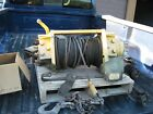 military winch kit.  m35a2 deuce and a half
