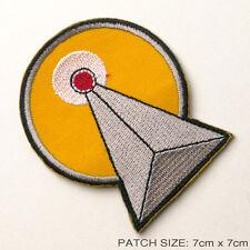 STAR TREK - IDIC - Mr. Spock (Leonard Nimoy) Vulcan IDIC Symbol Patch - LLAP