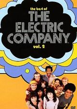 THE ELECTRIC COMPANY : VOL. 2 (DVD :4 DISC) 10.5 HOURS !!  20 EPISODES!