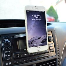 Magnetic Universal Car CD Slot Mount Cell Phone Holder Stand For iPhone Tablet