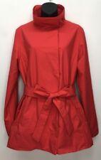 PATAGONIA Womens Large Red Rain Coat Weatherproof Jacket Light Larissa NWT