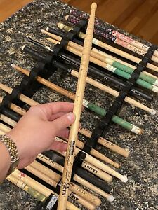 """Vinnie Paul of Pantera concert used drumstick Cowboys From Hell Tour """"signed"""""""