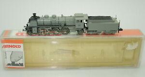 Arnold Spur N 2537 Dampflok BR 18 538 der DR Fotografieranstrich, Rauchgenerator