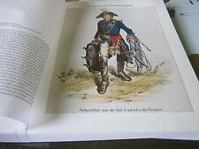 Post Archiv 1 Historie 17 Preußisches Feldpostillion & Feldpostmeister 18. Jh