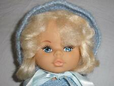 RETRO VINYL PLASTIC DOLL BLONDIE FROM PRIVATE COLLECTION