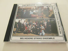 East Berkshire Youth Orchestra & Belveder String Ens (CD Album) Used Very Good