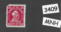 #3409  Danzig Germany MNH Sc52  PF40 1921 Constitution Free State issue Poland