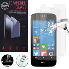 2 Films Verre Trempe Protecteur Protection Pour Acer Liquid M330/ Liquid M320