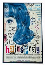 Hairspray Original Cast Signed Broadway Theatre Poster - Signed by John Waters