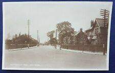 Nottingham Road, Long Eaton. Pelham Real Photo Series 5291. Postcard.