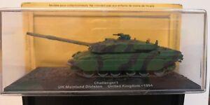Altaya DeAgostini 1 :72 Panzer / Tank Challenger I