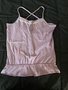 Urban Angel Pumpkin Patch Girls Size 14 Yrs XS Pink Top Tshirt Shirt Singlet