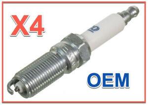 4 Spark Plugs Genuine OEM ACDELCO Professional Rapidfire