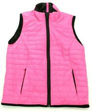 Ralph Lauren Womens Ladies Bright Pink Body Warmer Gilet Size Small