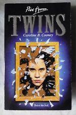 TWINS by Caroline B Cooney (Point Horror) Scholastic PB, 1995.