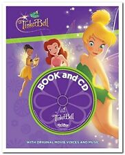 Disney Tinker Bell Book and CD,Disney