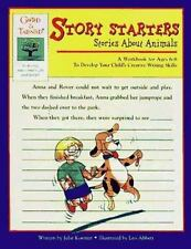 Story Starters: Stories about Animals (Gifted & Talented)-ExLibrary