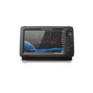 LOWRANCE HOOK Reveal 9 trasduttore 50/200 HDI basemap 000-15527-001