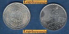 France - 10 Euro 2008 La Semeuse - Argent 29mm 12 Grammes SUP de rouleau