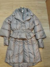PATRIZIA PEPE 3IN1 DOWN PUFFER JACKET COAT SIZE 40 VERY GOOD CONDITION