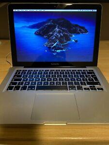 """MacBook Pro 13"""" mi-2012 - i5 2,5 GHz - RAM 16 Go - SSD 500 Go - Occasion"""