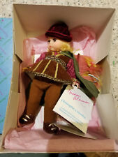 "NEW BOXED MADAME ALEXANDER DOLL 8"" CHRISTOPHER COLUMBUS #328"