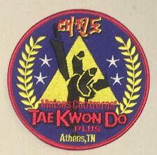 Moises Contreras' TaeKwonDo Plus Patch - Athens, Tennessee