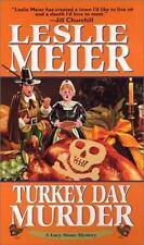 Meier, Leslie .. Turkey Day Murder (Lucy Stone Mysteries, No. 7)