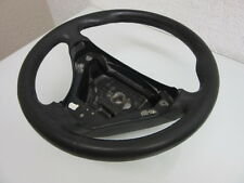 01-05 Mercedes Benz C230 C320 STEERING WHEEL BLACK LEATHER 2034602503 OEM