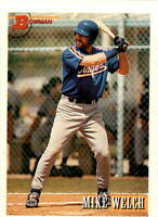 1993 Bowman Baseball Base Singles #221-331 (Pick Your Cards)