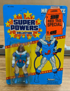 DC Super Powers Collection Mr Freeze Action Figure - Sealed - Canadian