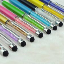 In For And Ballpoint Screen Cute Crystal 2 In 1 Touch Stylus Pens Top Phone