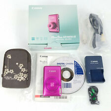 Canon PowerShot Digital ELPH SD1400 IS 14.1MP Digital Camera Pink