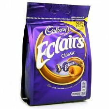 Cadbury Chocolate Eclairs 166g Bag - British/UK