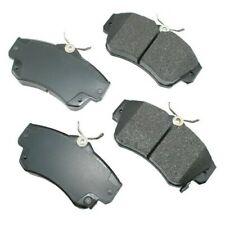Disc Brake Pad Set-SRT-4 Front Akebono ACT841