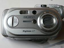 Samsung Digimax A7 7MP - Digital Fotocamera - Argentato