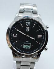 Auriol Herrenfunkuhr / Radio Controlled Watch / NOS / 2-LD3824-5