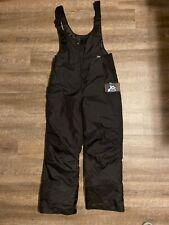 Rawik Cirque Ski/Snowboard Bib Pants Black Size Youth XL NEW