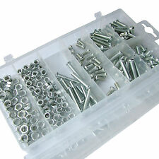Toolzone 220pc Nuts & Bolts Assortment HW020