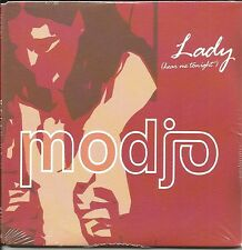 MODJO Lady Hear me Tonight w/ RARE ACOUSTIC & RADIO EDIT PROMO CD Single SEALED
